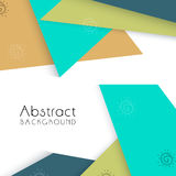 Creative stylish Abstract background. Stock Photography