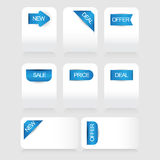 Creative Tag label. This is a vector tags and label use any size Stock Image