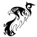 Creative Tattoo of an eagle Illustration Stock Photography