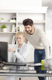 Creative team at work Stock Photography