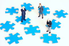 Creative teamwork Stock Images
