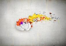 Creative thinking Royalty Free Stock Image