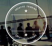 Creative Thinking Idea Planning Inspiration Concept Royalty Free Stock Image