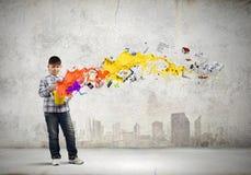 Creative thinking Stock Photography