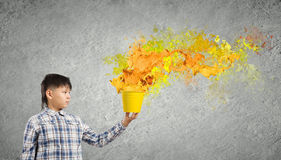 Creative thinking Stock Image