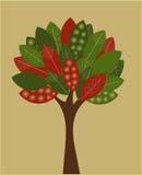 Creative tree Royalty Free Stock Photography
