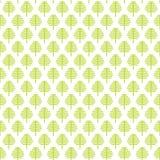 Creative tree pattern design Stock Photo