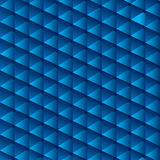 Creative triangle  design pattern Stock Image