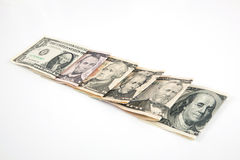 Creative U.S.A presidents of U.S. dollars Stock Photo
