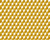 Seamless geometric pattern, metallic color in luxury style, gradient yellow golden spiral striped texture on white and gray back. Creative vector illustration royalty free illustration