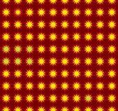 Creative vector seamless pattern Stock Image