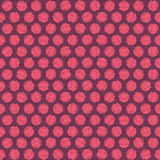 Creative vector seamless pattern Royalty Free Stock Image