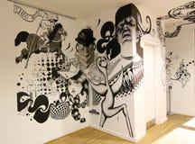 Creative Wall Stock Photo