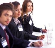 Creative workgroup meeting Stock Photos