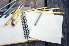 Creative Writing Royalty Free Stock Photography