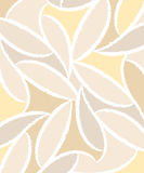 Creative yellow -beige background. Abstract light dark background.parallelogramm. Flat .Vector illustration. Royalty Free Stock Photos