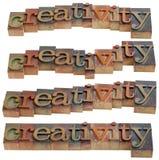 Creatividad Imagen de archivo libre de regalías