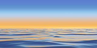 Creatividad abstracta del diseño del fondo del panorama de la superficie y de las reflexiones del agua fotos de archivo libres de regalías