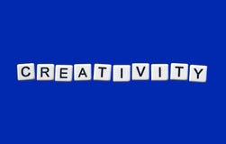 creatività Fotografia Stock Libera da Diritti
