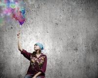 Creatività ed arte Fotografie Stock