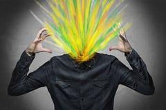 creativiteit Stock Foto