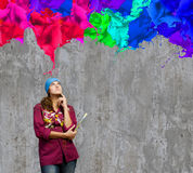 Creativity and art Royalty Free Stock Images