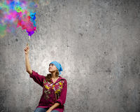 Creativity and art Stock Images