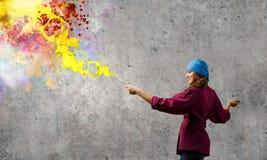 Creativity and art Royalty Free Stock Photo