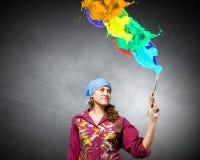 Creativity and art Royalty Free Stock Photos