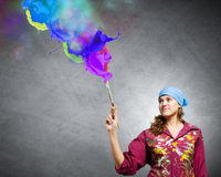 Creativity and art Stock Photo