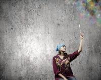 Creativity and art Stock Image