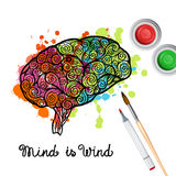 Creativity Brain Concept Royalty Free Stock Photo