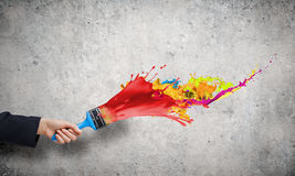 Creativity concept Stock Photo