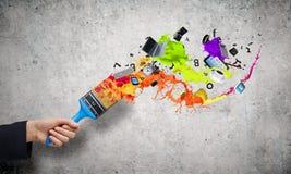 Creativity concept Stock Image