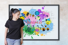 Creativity concept Royalty Free Stock Image
