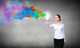 Creativity concept Stock Photos