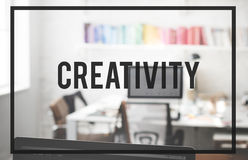 Creativity Design Ideas Innovation Concept Royalty Free Stock Images