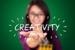 Creativity education concept Royalty Free Stock Photos