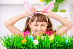 Creativity and fantasy eggs Royalty Free Stock Photos