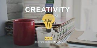 Creativity Ideas Inspire Innovation Concept.  stock photos