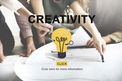 Creativity Ideas Inspire Innovation Concept royalty free stock images