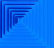 Creativity Movement Geometric Shape mirage pattern Royalty Free Stock Images