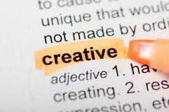 Creativo immagini stock libere da diritti