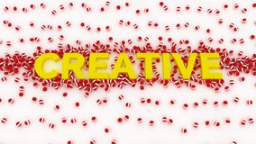creativo Foto de archivo libre de regalías