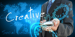 creativo Fotografia de Stock