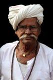 Creatore dell'idolo di Ganesh - ritratto Fotografie Stock Libere da Diritti