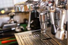 Creatore di caffè Fotografia Stock