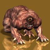 Creatura della notte #01 Immagini Stock Libere da Diritti