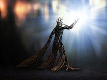Creatura Mystical Fotografia Stock