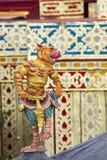 Creature tailandesi Immagine Stock
